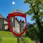 Von Burgdorf nach Greyerz / Gruyeres